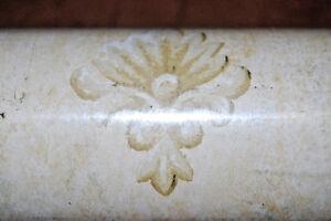 Beige-034-Arch-Textured-Spot-Mot-034-Scalloped-Scroll-Design-Wallpaper-Roll-W1040