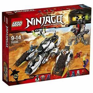 LEGO-70595-NINJAGO-Ultra-Stealt-Rider-MASTER-OF-SPINJITZU-NEW-MISB