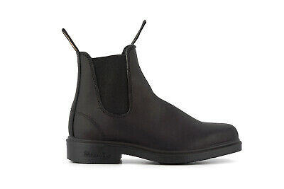 Blundstone 063 Black Leather Unisex Chisel Toe Chelsea Ankle Boots Uk Delikatessen Von Allen Geliebt