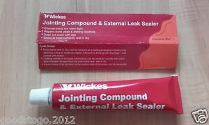 Wickes Jointing Compound External Leak Sealer Joint