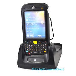 Motorola-MC5590-PU0DUQQA9WR-MC55-Qwerty-1D-Escaner-Codigo-de-Barras-Soporte