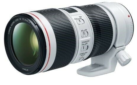 Tele Zoom, Canon, EF 70-200 f4,0L IS USM