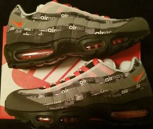 size 40 4f33c 1798e Image is loading SHIP-NOW-Atmos-Nike-Air-Max-95-Prnt-