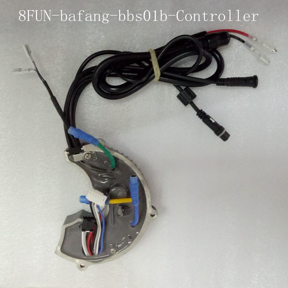 8FUN   Bafang 48V  36V bbs01b new version mid crank  controller for replacemnt  honest service
