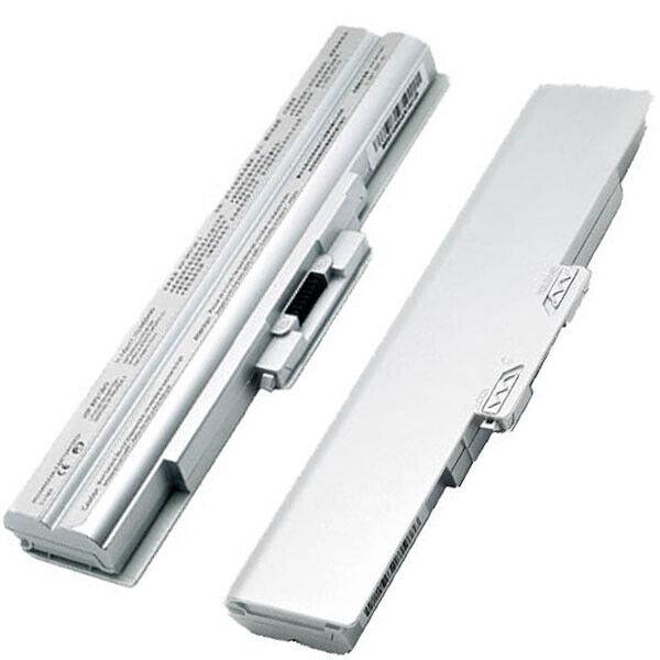 Akku für Sony Typ VGP-BPS13A/S Silber 11,1V 4400mAh/49Wh Li-Ion Silber