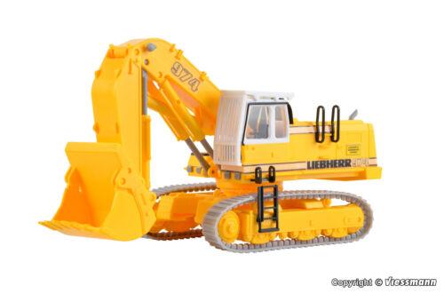 Kibri h0 11272 Liebherr 974 ad Alta Cucchiaio Escavatore Nuovo//Scatola Originale
