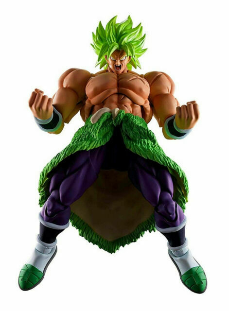 S.H.Figuarts Super Saiyan Broly Full Power Dragon Ball Figure Bandai IN STOCK
