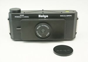 Holga-Used-120WPC-Wide-Pinhole-Camera-120-Format-Panoramic-In-Good-Condition