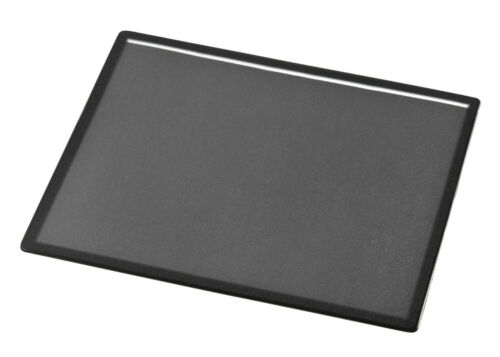 Blank Stock 230x190mm Insert QM02 Insert Mouse Mats Black Trim