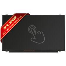 "DP/N XPWGW 0XPWGW 15.6"" LED LCD Touch Screen Display Panel FHD 1920x1080 FAST"