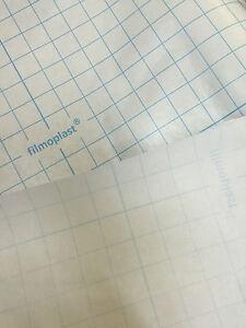 Filmoplast Sticky back embroidery stabiliser 50cm wide x 5 metres long