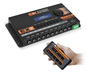 Expert PX8.2 Connect Processor Bluetooth Crossover Digital Car Audio