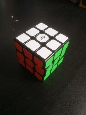 Andet legetøj, Rubiks cube, god speedcube