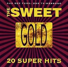 Gold-20-Superhits-von-Sweet-CD-Zustand-gut