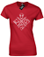 4 maisons Femmes T Shirt jeu de neige Jon Thrones Direwolf Khaleesi Tyrion pour Femme