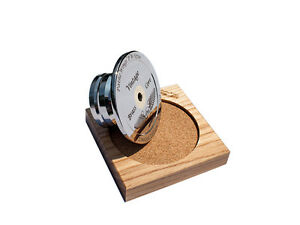 Stabilizer-Record-Clamp-Weight-Puck-710g-for-Turntable-BRASS-Limited-Edition
