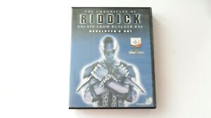 THE-CHRONICLES-OF-RIDDICK-PC-GAME-ESCAPE-FROM-BUTCHER-BAY-CD-ROM-5-DISC-SET
