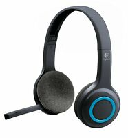 Logitech H600 Over-Ear Headphones (Black) - Manufacturer Refurbished