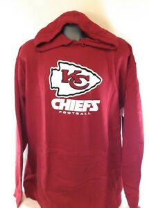 best sneakers 87f06 66381 NEW Mens Majestic NFL Kansas City Chiefs Screen Print ...