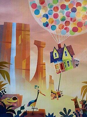 Pixar Children Cartoon Wall Art Large Poster /& Canvas Pictures Disney Onward