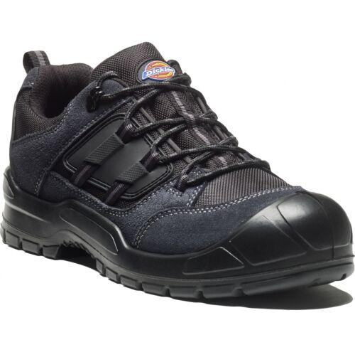 Dickies Travail Quotidien Chaussures Acier Orteil Casquette Baskets De Sécurité Tailles 3-14 FA24//7S