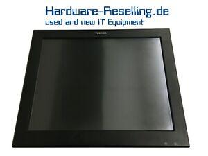 Toshiba Schermo Touchscreen Display Cassa Per Surepos 300 TTB0001750