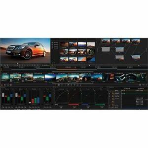 Blackmagic Design Davinci Resolve Studio For Mac Win Linux Bmd Dv Resstud Ebay