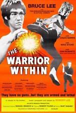 THE WARRIOR WITHIN Movie POSTER 27x40 Hui Cambrelen Master Poi Chen Fumio Demura