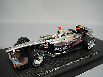 Ebbro 1 43 Formula Nippon Kondo Racing SUGO 2008 N. Yokomizo
