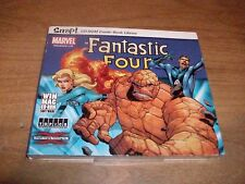 Snap! Marvel The Fantastic Four Comic Book Library CD ROM WIN/MAC NEW