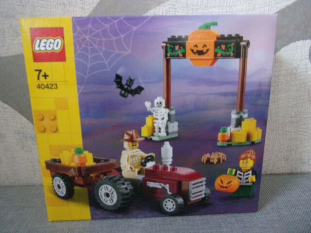 Lego 40423 Halloween-Treckerfahrt - Neuf et Emballage D'Origine
