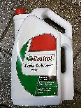 Castrol Super Outboard Plus 5L Outboard motor oil