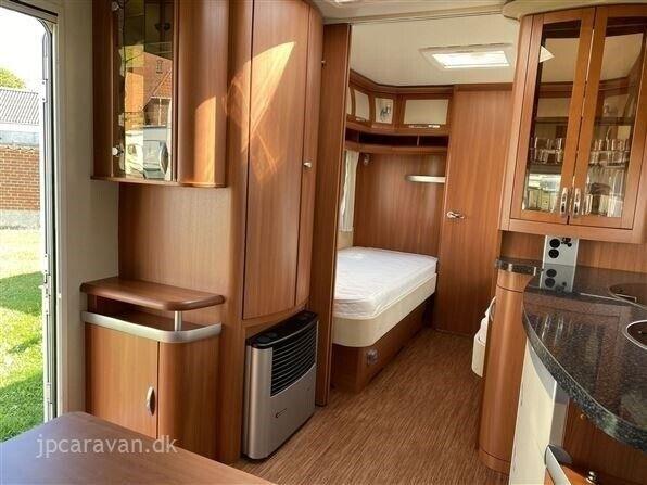 Hobby Prestige 560 WLU, 2010, kg egenvægt 1390