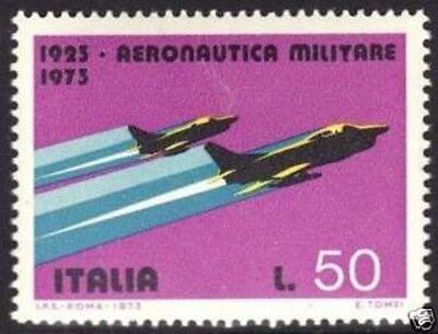 ITALIA 1973 - 50° AERONAUTICA MILITARE - L. 50 - MNH (2)