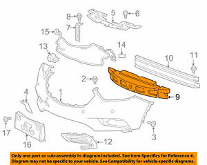 New PRE PAINTED Passenger RH Fender for 2007-2015 Mazda CX-9 w Free Touch Up