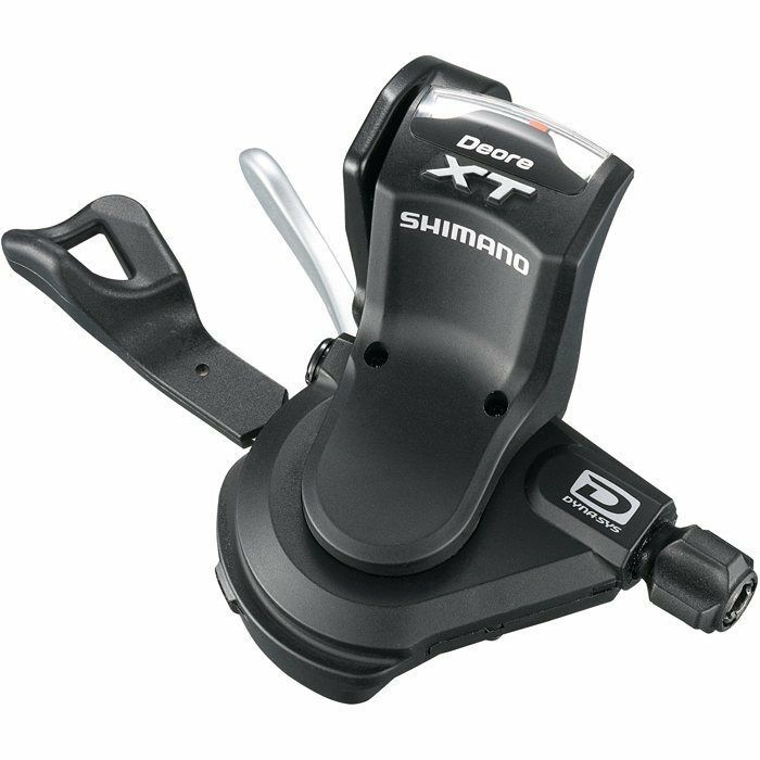 Shimano XT SL-M770 10 Speed Triple Shift Levers