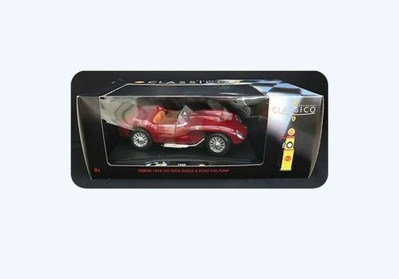 1 18 Shell Ferrari 250 Testa Rossa  Fuel Pump NEW    Ein Gleichgewicht zwischen Zähigkeit und Härte