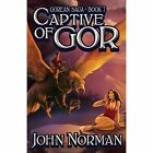 Captive of Gor by John Norman (Paperback / softback, 2014)