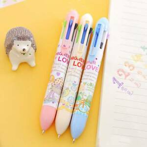 Creative-7Color-Rainbow-Ball-Pen-Stationery-Cartoon-Pressed-Color-Pen-Popular-g