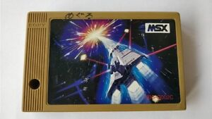 JUNO-FIRST-MSX-MSX2-Game-cartridge-tested-a325