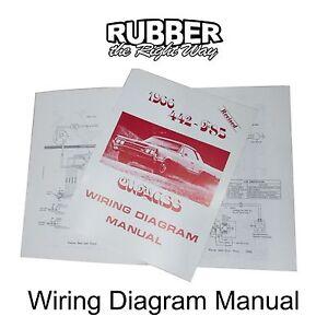 1966 oldsmobile wiring diagram manual | ebay on 1961 oldsmobile delta  88, 1974 oldsmobile delta