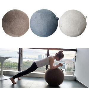 Yoga Ball Cover 55cm Pilates Balance Protector Dustproof Guard Protective Wrap