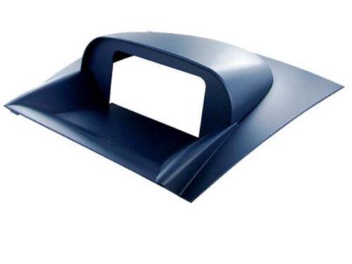 Cupolino per mascherina doppio 2 DIN FORD FIESTA colore BLU SCURO dal 2008