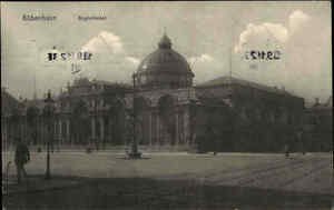 K-benhavn-Kopenhagen-Daenemark-alte-s-w-AK-1911-Glyptotheket-Museum-Danmark