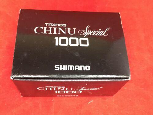 Shimano Reel 94 TITANOS CHINU Special 1000 Japan import