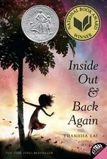 Inside Out and Back Again by Thanhhà Lai (2013, Paperback)