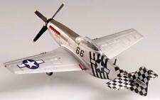 Easy Model - P-51D Mustang IV 6ACA 1ACG India 1945 Fertigmodell - 1:72 Standfuß