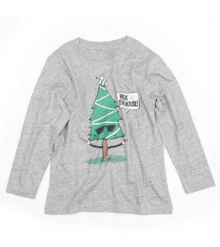 NWT 77kids by American Eagle Boys Size 4T 5T Christmas Holiday Tee Shirt U-Pick
