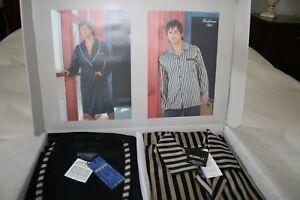 Vestaglia Da Camera Uomo : Coord pigiama vestaglia da camera uomo estivo raso tg ebay