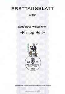 BRD-1984-Philipp-Reis-Ersttagsblatt-der-Nr-1198-mit-Bonner-Sonderstempel-20-09